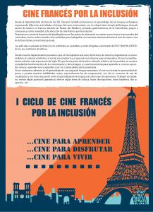 ciclo cine Francés