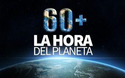 El sábado Villena se une a La Hora del Planeta