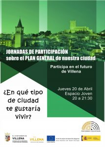 Cartel Jornadas PGeneral 20 Abril
