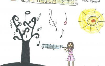 Dibujos ganadores VII Semana Cultural