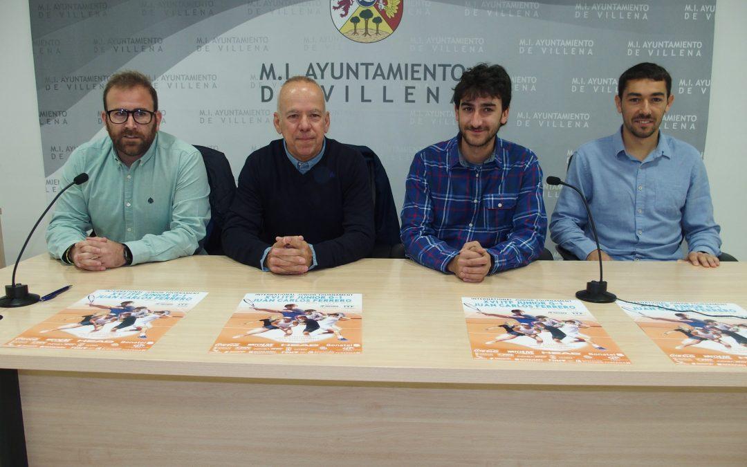 El ITF Junior de tenis Juan Carlos Ferrero celebra sus finales el domingo