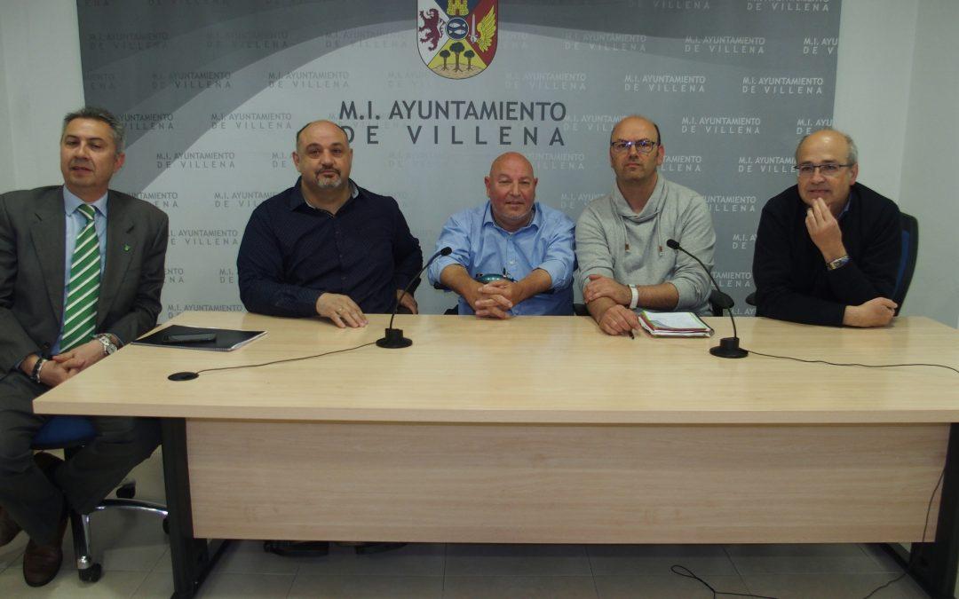 La asociación de personas con discapacidad AMFI se hace con la concesión de mantenimiento de la estación AVE en Villena