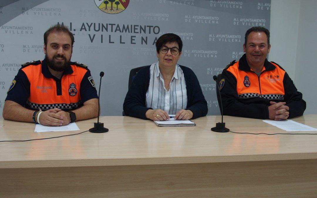 Protección Civil organiza tres cursos formativos para toda la provincia