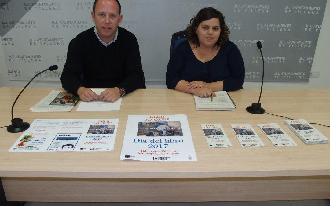 Tómbola solidaria para conmemorar el Día del Libro