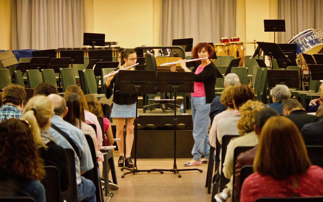 Galería Fotográfica Audición de flauta 10 de Mayo de 2017