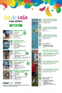 Sal de Casa Deportes 2017 - Junior