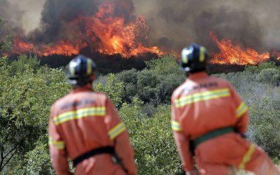 El Consell amplía mes y medio la prohibición de quemas agrícolas para prevenir incendios