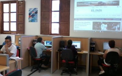 Programa de Alfabetización Digital. Red Conecta Migración