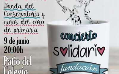 Concierto solidario fundación Angel Tomás