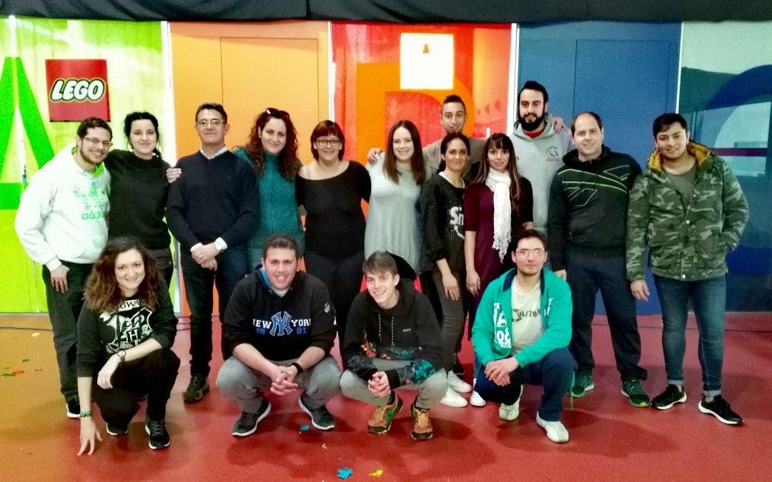 Primeros Certificados de Profesionalidad de Dinamización de Actividades de Tiempo Libre en Villena