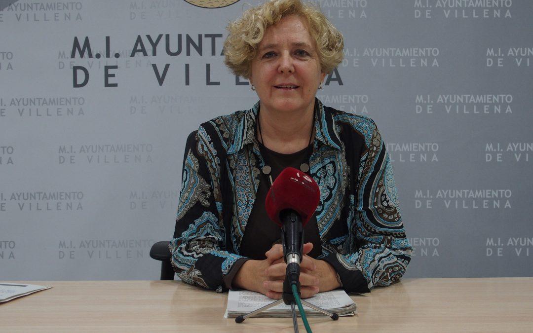 Villena insta al gobierno central a aumentar el presupuesto para la prevención y lucha contra la violencia de género