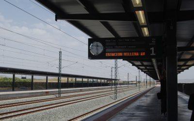 Ministerio, Consellería y Ayuntamiento se reúnen en Madrid para abordar los accesos a la estación AVE