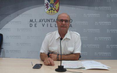 El Ayuntamiento de Villena da los primeros pasos en el plan de limpieza de la Acequia del Rey