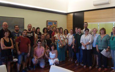 El Ayuntamiento de Villena contrata a 20 jóvenes desempleados menores de 30 años