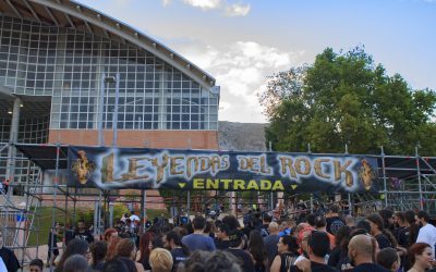 Crónica Leyendas del Rock