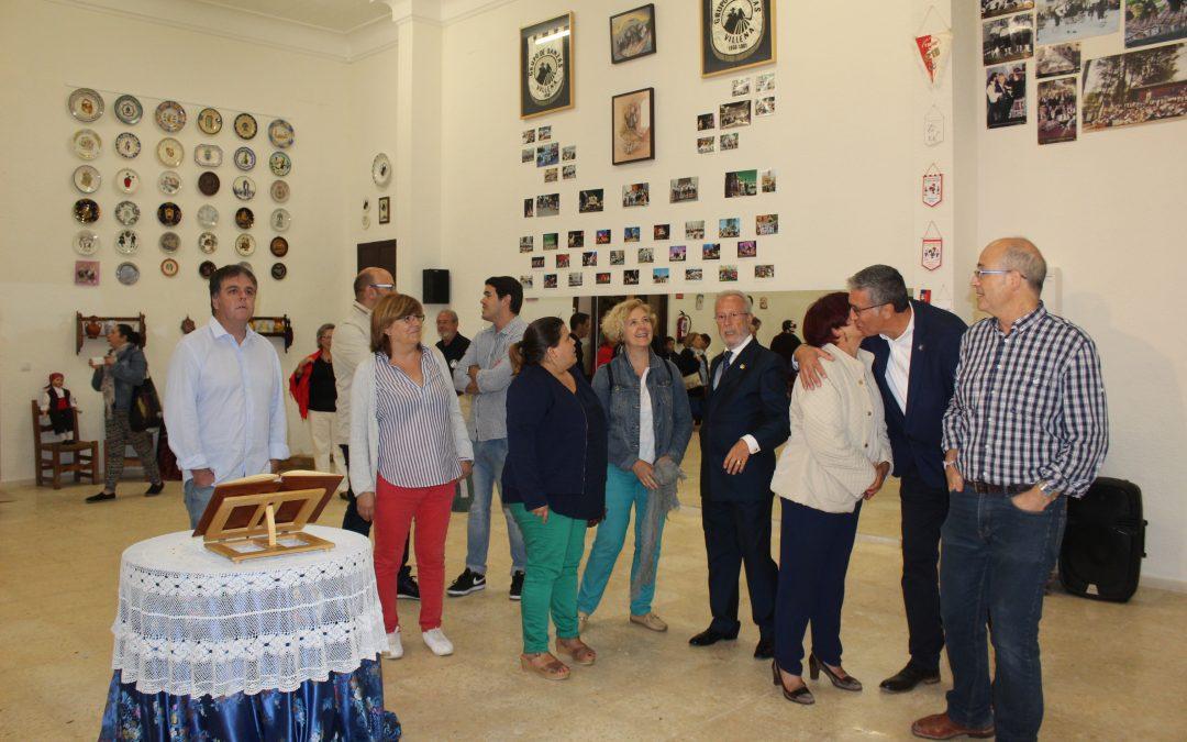 Inaugurada la sede del grupo de Coros y Danzas de Villena