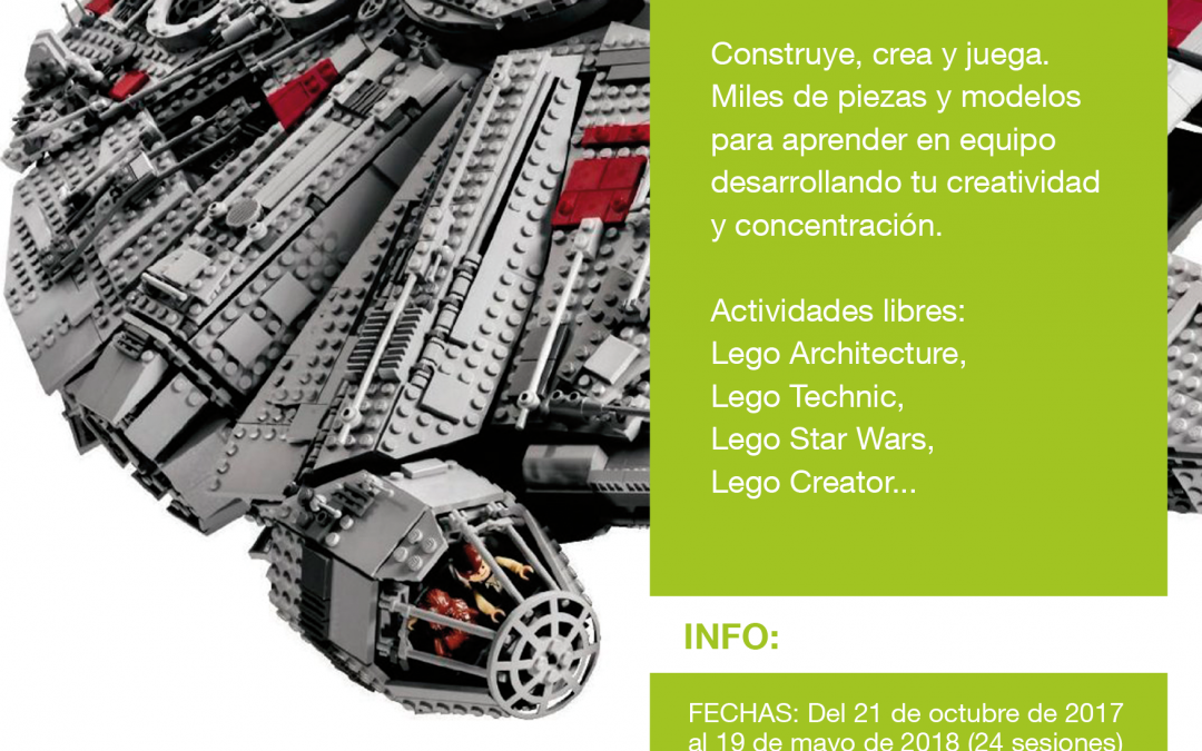 TALLER DE LEGO CREATIONS