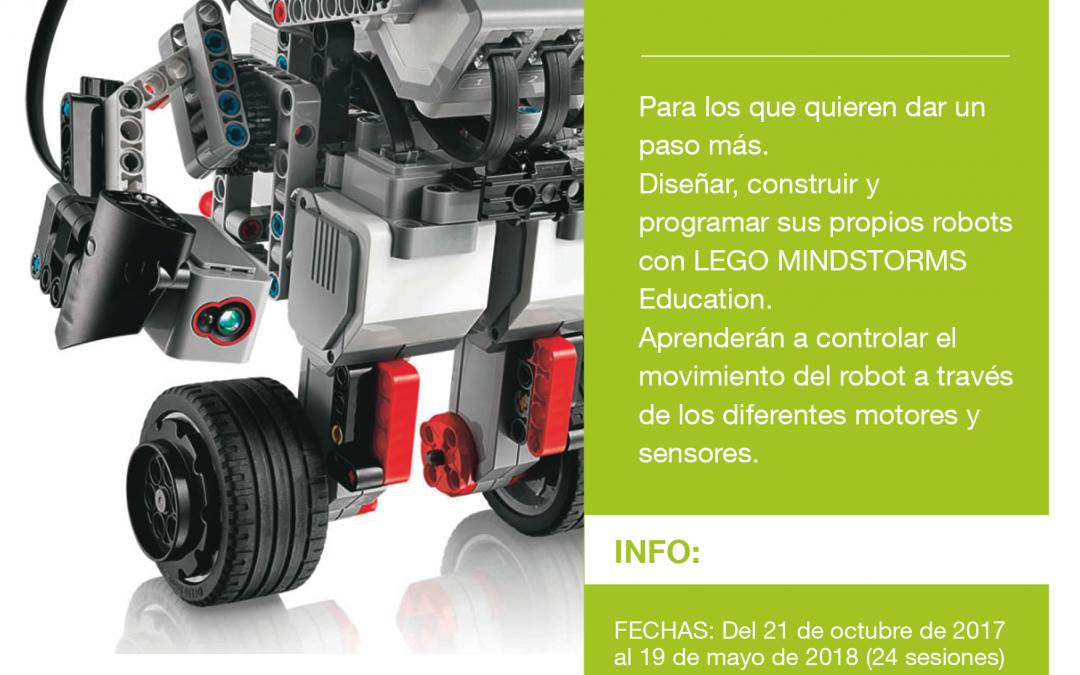 TALLER DE LEGO ROBOTIX II Y III