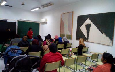 La Diputación de Alicante subvenciona unos cursos de Castellano para migrantes