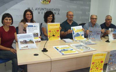 """El documental """"Rodando por el clima"""" abre la Semana de la Movilidad en Villena"""