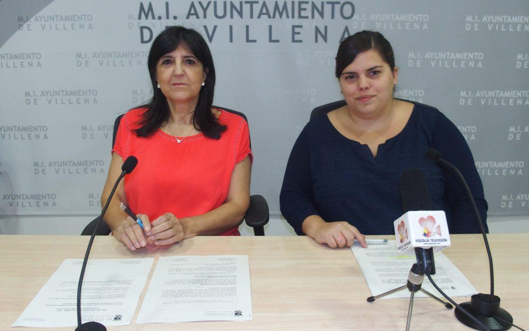 El Ayuntamiento de Villena incrementa hasta 45.000 euros las becas escolares