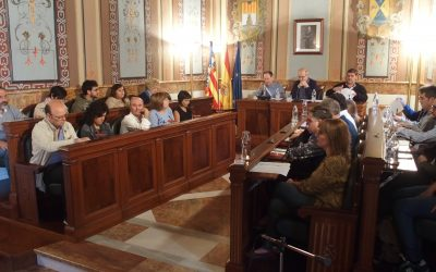 El Ayuntamiento de Villena sigue dando pasos en la gestión directa del servicio de recogida y limpieza viaria