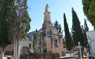 93 visitantes en las Rutas Modernistas al Cementerio