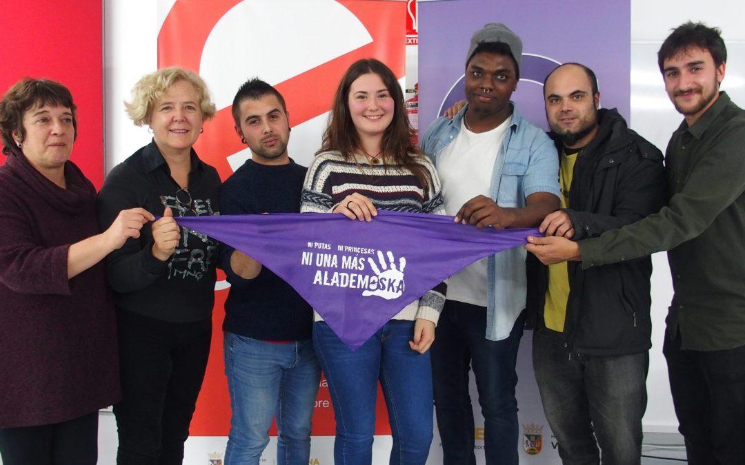 """Gira """"Ni una más"""" de Alademoska contra la violencia de género"""