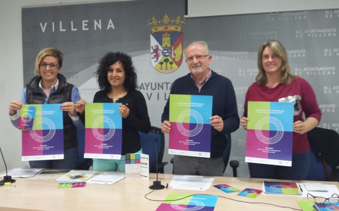 Encuentros Empresariales en-clave de Innovación en Villena