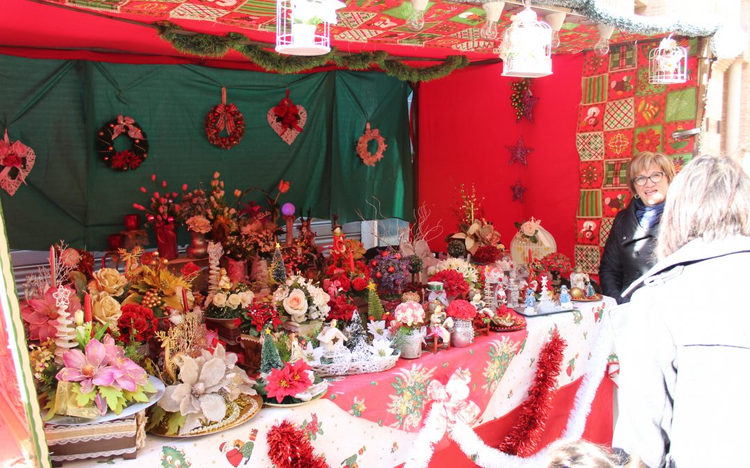 Villena da la bienvenida a la Navidad