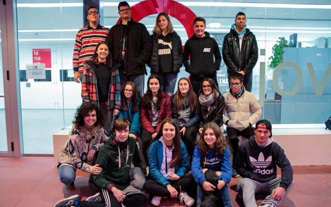 La Red de Corresponsales Juveniles del Espacio Joven ya está en marcha