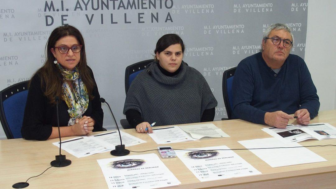 """Los refugiados de guerra y la homofobia ocupan la segunda edición de """"Miradas de Realidad"""""""