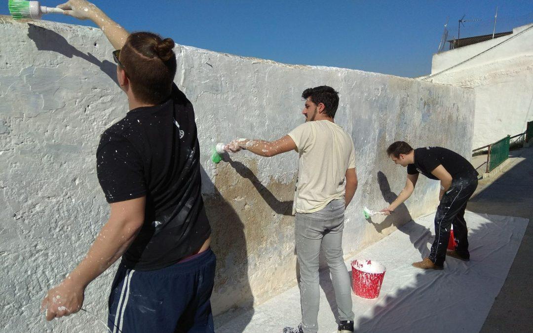 Agradecidos por la colaboración en el Encalijo del Casco Histórico