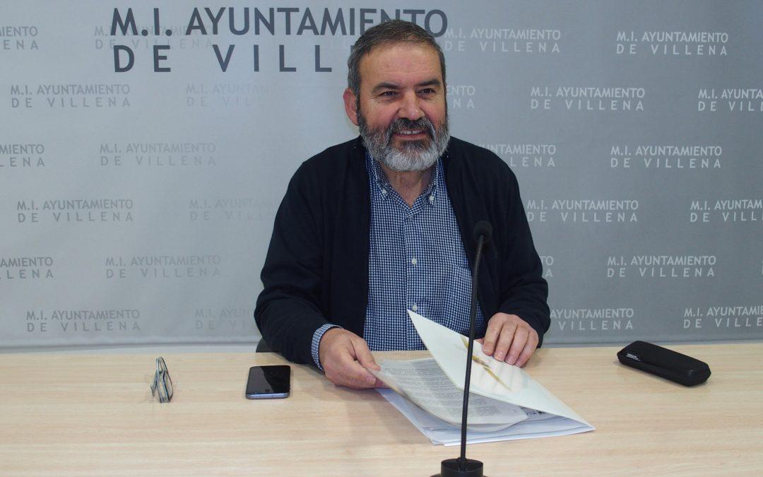 Villena prepara un plan maestro para el alcantarillado de su término municipal