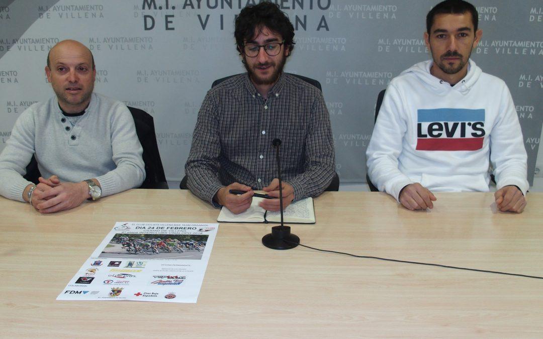 Sexta etapa del Torneo Interclubs Vinalopó en el Mirador de Las Cruces