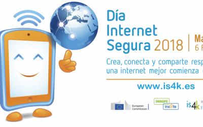 "Aula Innova celebra el ""Día de la Internet segura"""