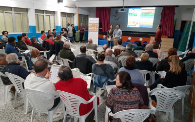 Hoy asamblea ciudadana sobre proyectos de medio ambiente y urbanismo