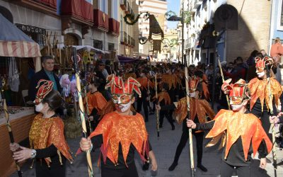 Más de 100.000 personas visitan las Fiestas del Medievo