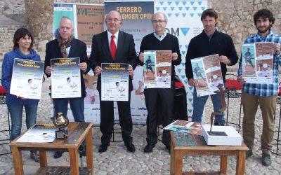 Tenis de primer nivel en Villena gracias a Juan Carlos Ferrero