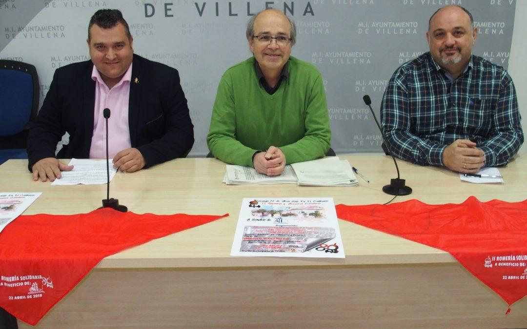 Romería solidaria a favor de AMIF