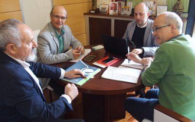 El director general de Cambio Climático visita Villena