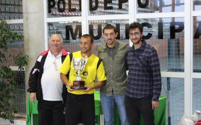 Agromayka se alza con la Copa de la Liga Local de Fútbol Sala en la tanda de penaltis