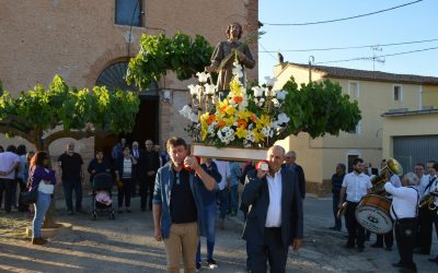 Fiestas de La Zafra en honor a San Isidro