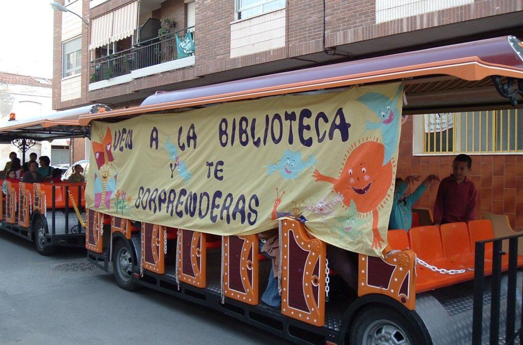 La Biblioteca La Paz celebra su 25º aniversario… Lo celebramos por todo lo alto
