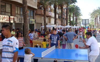El domingo vuelve Deporte en la Calle a Villena