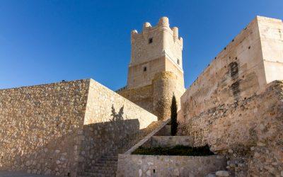 El Castillo de la Atalaya seleccionado por el Club de Castillos y Palacios Turísticos de España