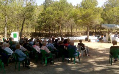 La asociación de colonos de la Sierra de Salinas organiza su jornada de convivencia