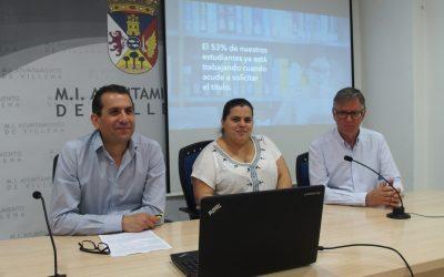 La sede universitaria de la UPV de Alcoi presenta su oferta formativa para el próximo curso
