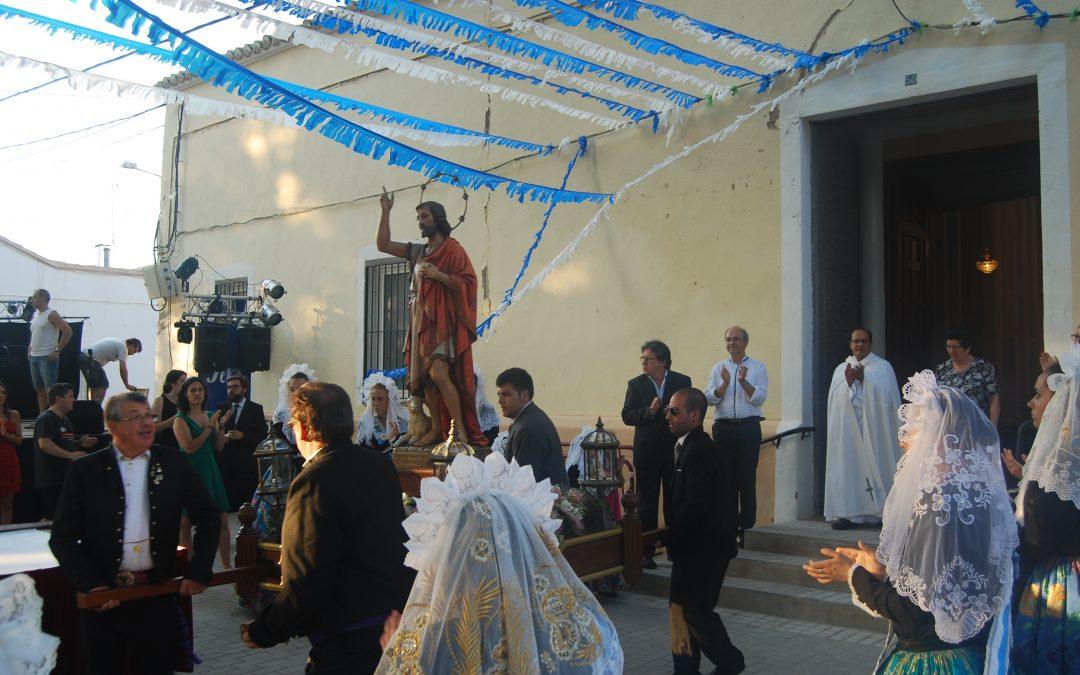 La Encina inicia sus fiestas patronales por San Juan Bautista