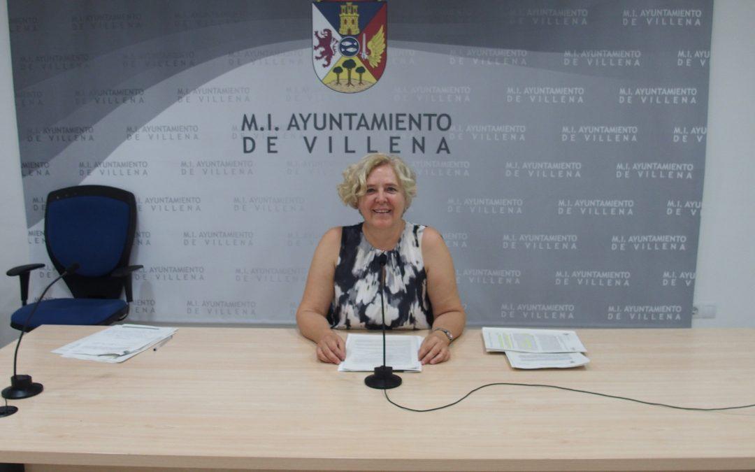 Procedimiento abierto para contratación de servicios de la Feria de Muestras de Villena 2018